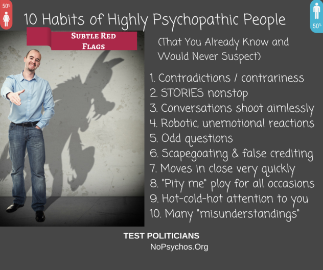 Habits of Highly Psychopathic People Pic